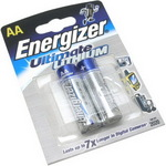 Элемент питания Lithium Energizer AA L91 1.5V