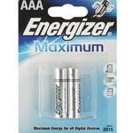 Элемент питания Energizer AAA LR03 1.5V